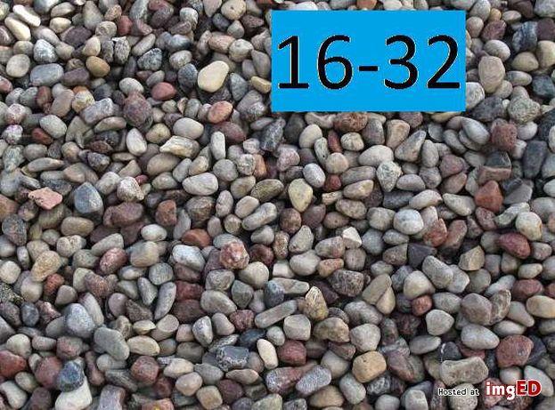 Kamień otoczka 2-8 , 8-16 ,16-32 Żwir ogrodowy ozdobny
