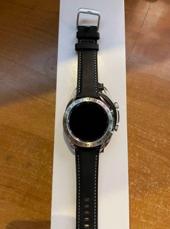 Samsung watch 3 41mm wi-fi + Ringke silver bezel IDEAŁ !