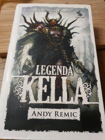 Legenda Kella Andy Remic