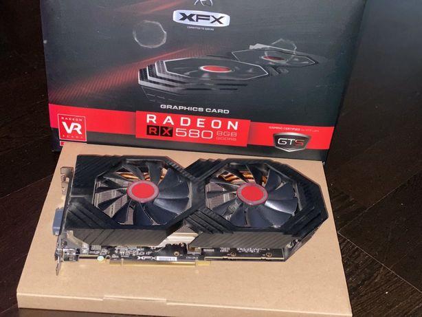 Radeon RX 580 8gb XFX