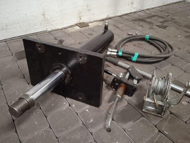 Prasa hydrauliczna 30t-zestaw do budowy