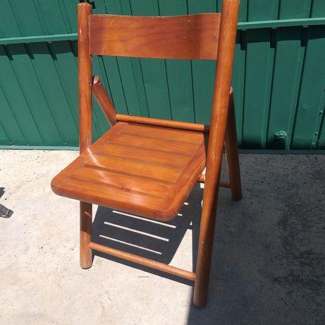 6 cadeiras em pinho