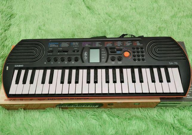Клавиши Casio
