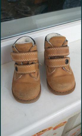Детские ботинки демисезонные