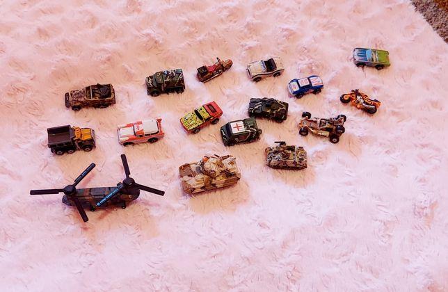 Modele samochody czołg