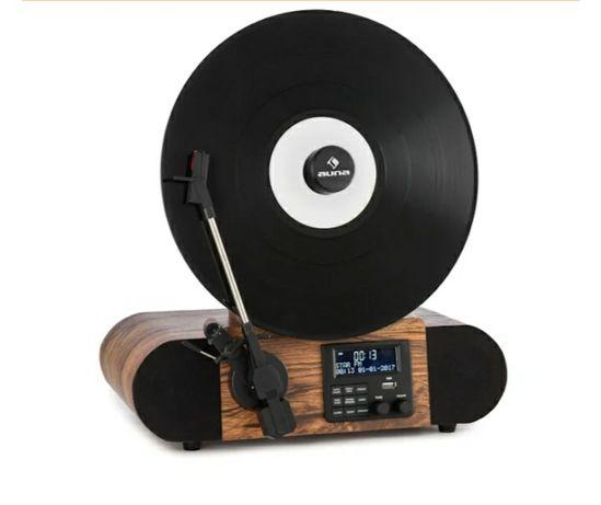 Gramofon w stylu retro Verticalo SE DAB Nowy!