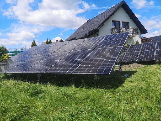 Instalacja Fotowoltaiczna 10 kWp.