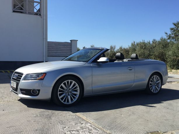 Audi A5 cabrio 2012 год (от хозяина)