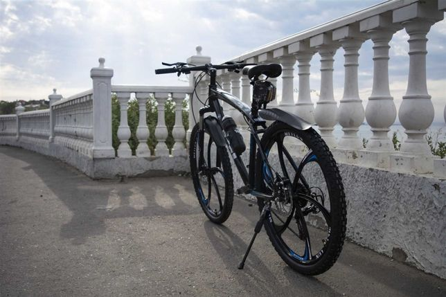 """Супер комплект! Велосипед BMW нa литыx диckax 26"""" W0010"""