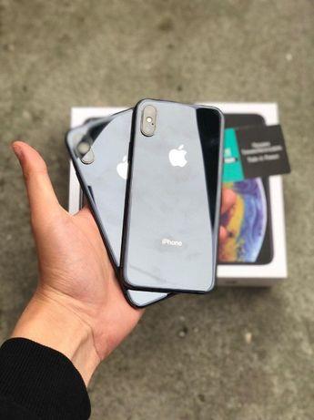iPhone XS 64 Space Gray! Состояние нового с Гарантией хс 256 гб Черный