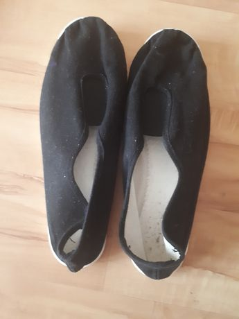 Buty balerinki, tenisówki