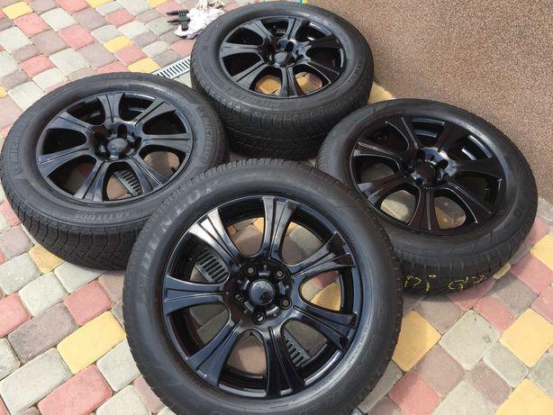 Тітанові діски Brock 5*130 R18 Porsche Cayenne, VW Touareg, Audi Q7