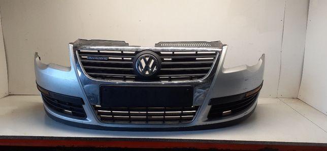 ZDERZAK Przedni Przód GRILL VW PASSAT B6 05r-10r