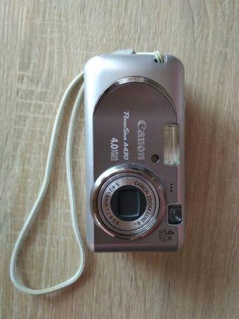 Цифровой фотоапарат Canon PawerShot A430