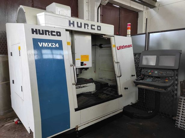 Frezarka CNC Centrum Pionowe HURCO VMX24