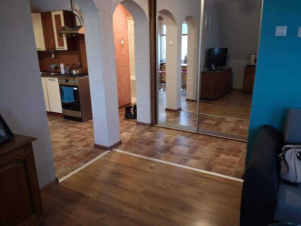 Przestronne mieszkanie