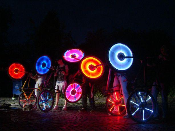 Подсветка колес велосипеда Velo Light
