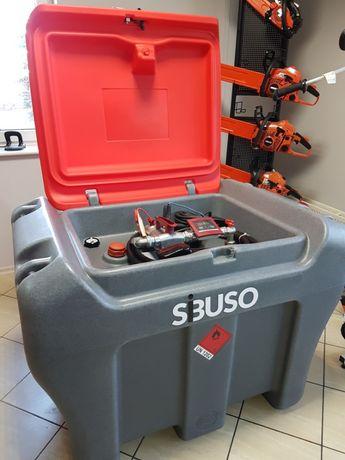 Zbiornik mobilny SIBUSO CM450 CLASSIC
