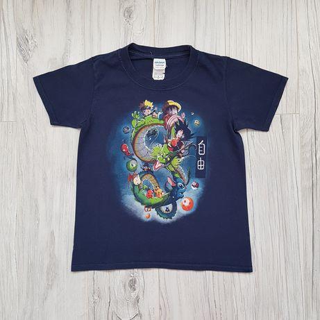 T-shirt bluzka roz. 122/128