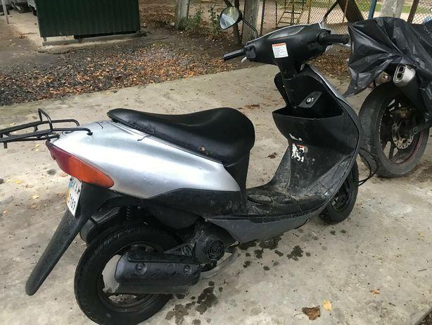 Скутер, мопед, Suzuki let's 2