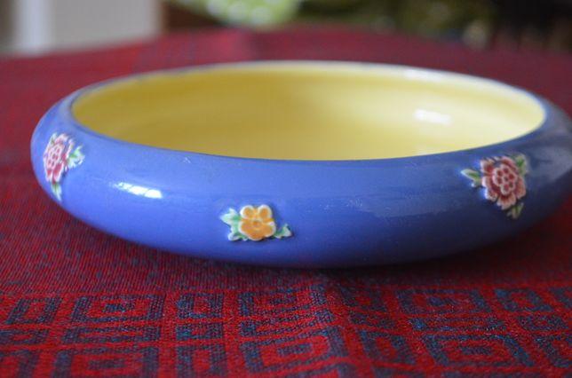 patera, miska porcelana sygnowana Czechosłowacja