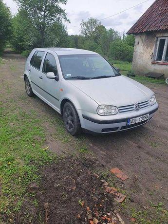 VW Golf 4 1,9 Tdi , 5 drzwi , klima
