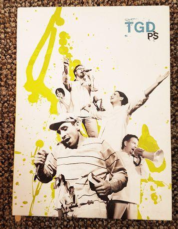 """TGD """"PS"""" dwupłytowe wydanie psalmów CD + DVD"""