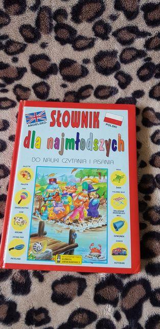 Słownik angielsko-polski dla najmłodszych