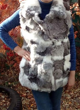 Распродажа меховой точки- меховой жилет,шубка-куртка,шапки,муфта,сумка
