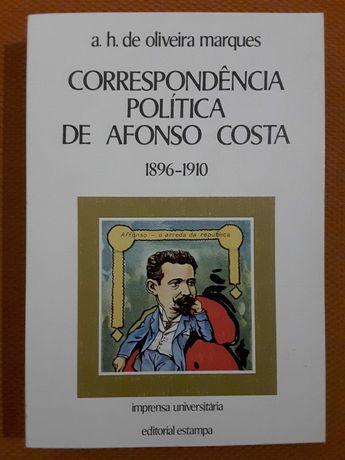 Correspondência de Afonso Costa / A Revolução de 1820