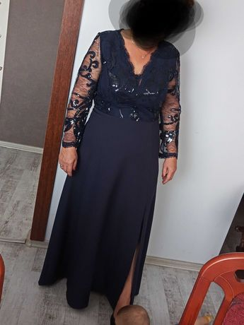 Suknia sukienka wieczorowa na wesele 46