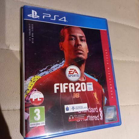 Fifa 20 Play Station 4