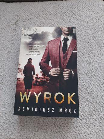 Nowa książka Mroza
