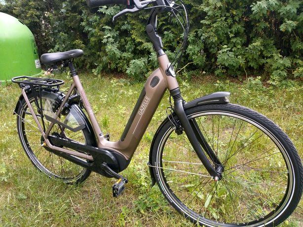 Sprzedam rower elektrycznym Gazelle grenoble C7