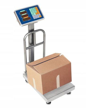Waga Magazynowa Sklepowa Elektroniczna LCD 150kg nowa