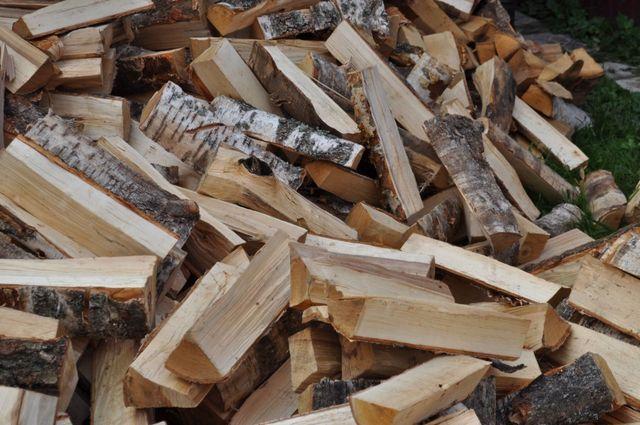 Сухі дрова, продаж дров (дуб, береза, ясен)