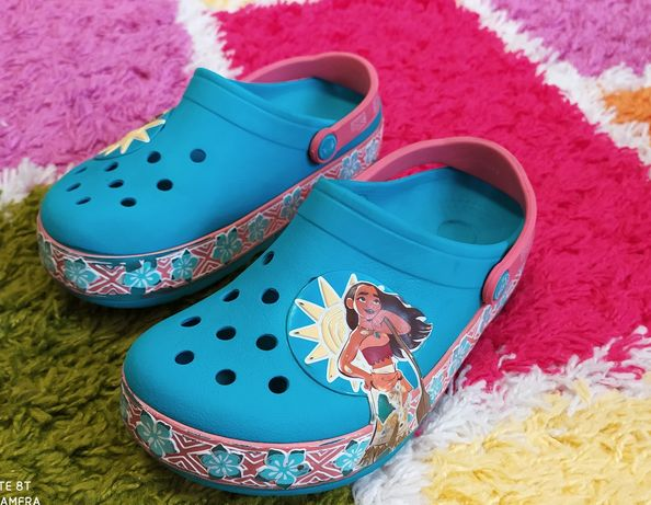 Crocs децкие сандали Сабо (муана)