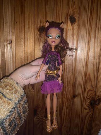 Кукла Монстр Хай Клоудин Вульф ( Версия Страх камера мотор)