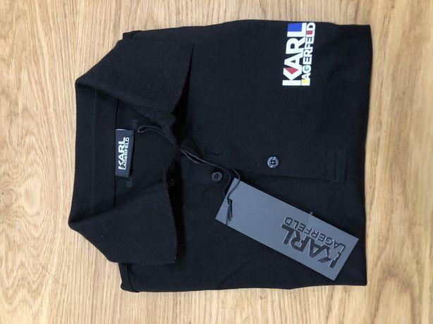 Koszulka Polo Karl Lagerferd