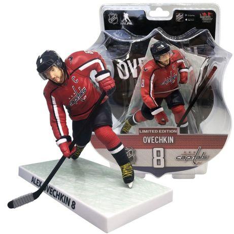 Фігурки хокеїстів НХЛ Овєчкін Imports Dragon NHL 2020-21 Figures