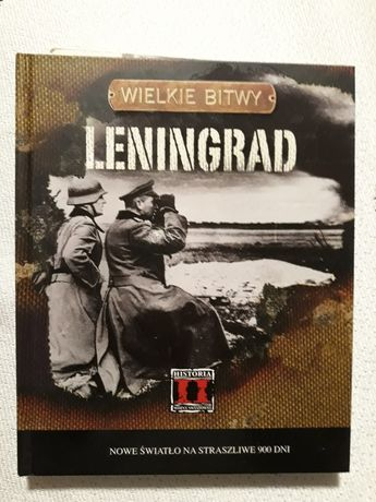 Wielkie bitwy Leningrad / David M. Glantz