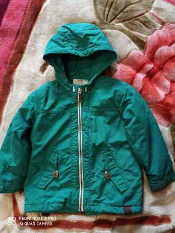 Курточка демисезонная  Zara для мальчика