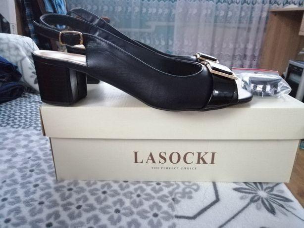 Czółenka Lasocki obsac