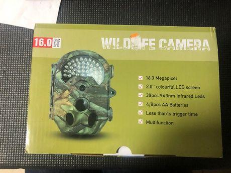 Wildelife camera 16.0 Megapixel
