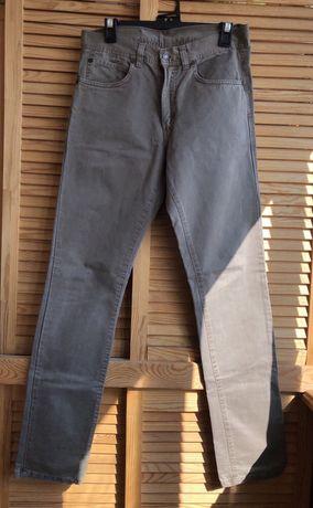 Чоловічі штани бежеві мужские брюки бежевые хаки Boston M