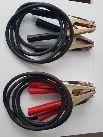 Przewody kable rozruchowe
