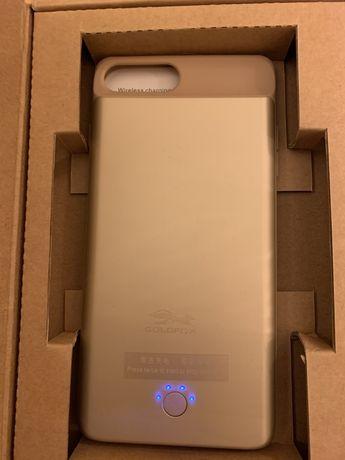 Чохол з акумом на 3700mAh для iphone 6s/7plus