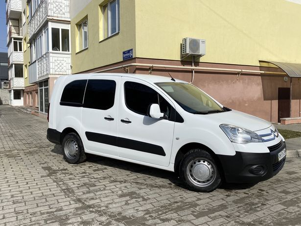 Citroen Berlingo Maxi