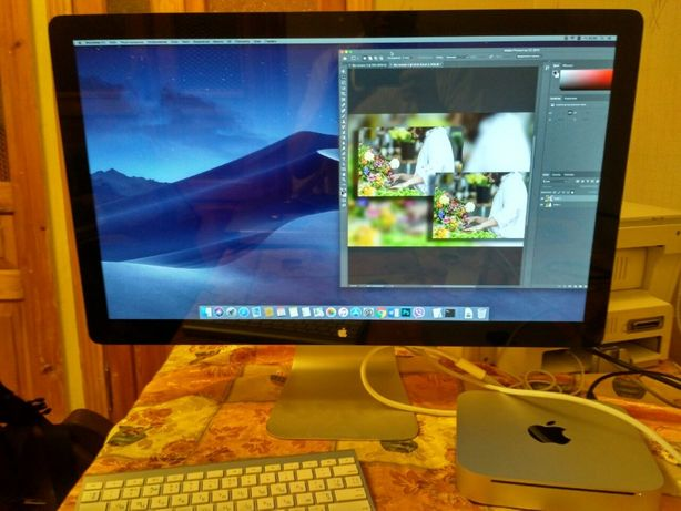 Компьютер Apple Mac Mini mid 2010 /SSD 240Gb/ RAM 8Gb