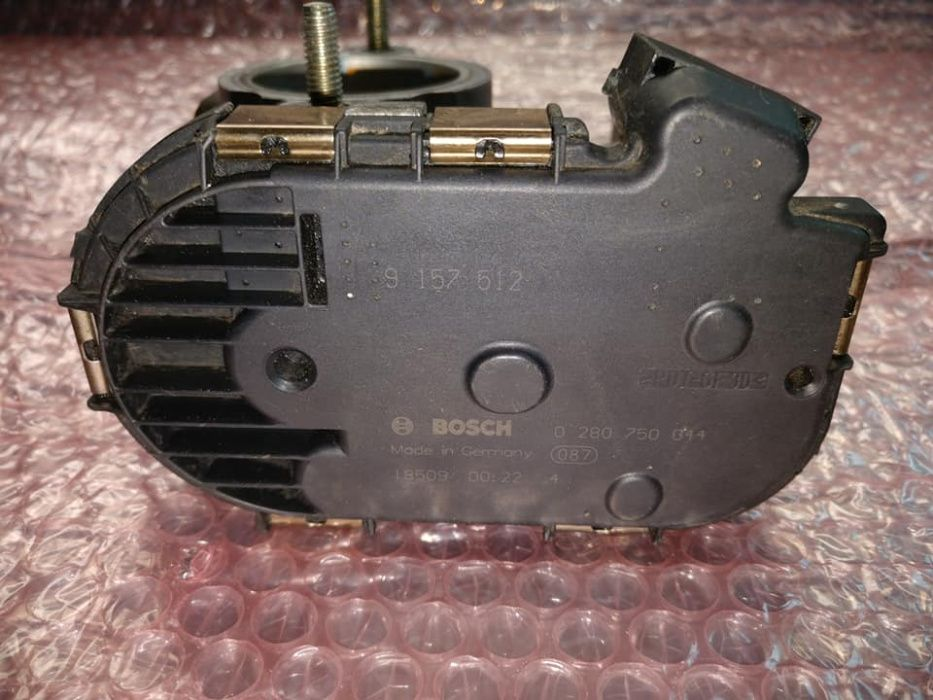 Módulo corpo acelerador referência Bosch 028/075/0044